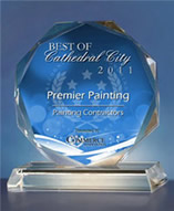 Premier Painting Best Painting Contractors of Cathedral City 2011